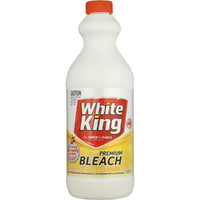 White King Premium Bleach Lemon 1.25L