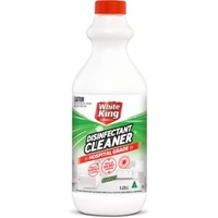White King Hospital Grade Disinfectant Cleaner Citrus 1.25L