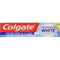 Colgate Toothpaste Advanced White 128g