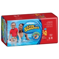 Huggies Little Swimmers Large (14+KG) Carton 8 x 10's