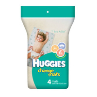 Huggies Change Mats 4's