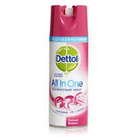Dettol All-in-One Disinfectant Spray Orchid Blossom 400mL