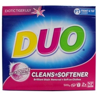 Duo Laundry Powder Exotic Tiger Lily 500g