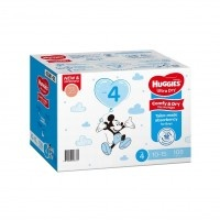 Huggies Ultra Dry Nappies Toddler Boy 10 - 15KG 108's