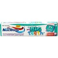 Macleans Big Teeth Toothpaste 63g
