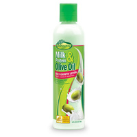 Sofn'Free GroHealthy Milk Protein & Olive Oil Growth Lotion 237mL (8oz)