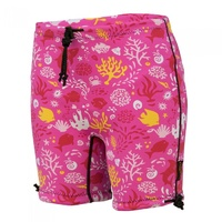 Conni Kids Containment Swim Short 6-8 Years Sunset Pink