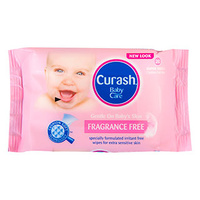 Curash Travel Wipes 20's