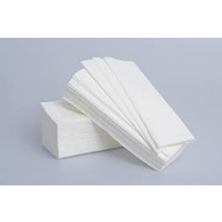 Hand Towel 2ply Commercial Z-Fold 4000 Sheets