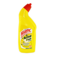Harpic Active Fresh Citrus 450ml