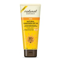 Natural Instinct Kids Sunscreen SPF 30 100g