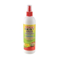Africa's Best Braid Sheen Spray with Conditioner 355mL (12oz)