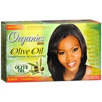 Originals Olive Oil Conditioning Relaxer System Super