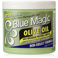 Blue Magic Olive Oil Leave-In Styling Conditioner  390g (13.75oz)