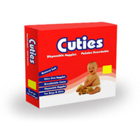 Cuties Nappies