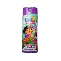 Dora The Explorer Bath & Shower Gel 400mL