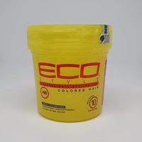 Eco Style Styling Gel Colored Hair 236ml (8 oz)