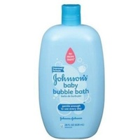 Johnson's Baby Bubblebath 828mL