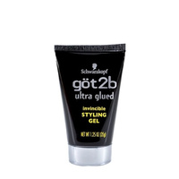 Got2b Ultra Glued Invincible Styling Gel 35g (1.25oz)
