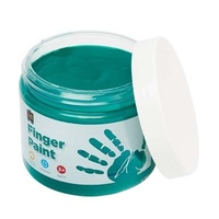 Finger Paint Green 250mL