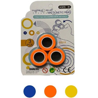 Magnetic Spinning Rings 3 Piece