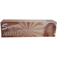 Secrets Hair Colour Auburn 2x50ml