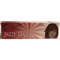 Secrets Hair Colour Jazzy Ruby 2x50ml