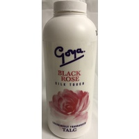 Goya Black Rose Talc Powder 100g