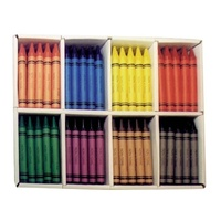 Jumbo Crayons Box of 200