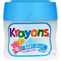 Krayons Baby Petroleum Jelly Fragrance Free 250mL
