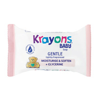 Krayons Soap Fragranced Bar 100g