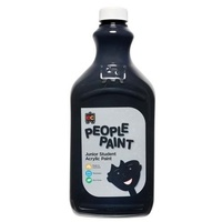 People Paint Flesh Tone Ebony 2L