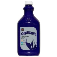 Liquicryl Junior Student Paint Purple 2L