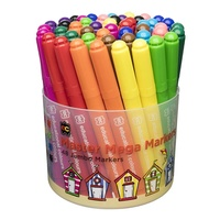 Master Mega Markers Tub of 48