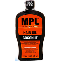 MPL Hair Oil Coconut 125g