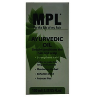 MPL Ayurvedic Oil 100mL