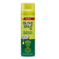 ORS Olive Oil Nourishing Sheen Spray Coconut Oil 481mL (11.7oz)