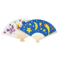 Paper Fan 255mm Pack of 24