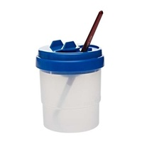 Paint Pot With Slide Lid (Red/Blue/Green/Yellow)