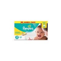 Pampers Premium Protection 6 - 10KG 80's Size 3