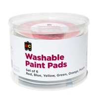 Paint Stamper Pads Assorted Colours 15cm