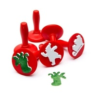 Paint Stampers Christmas Set of 6