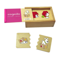 Beleduc Cognito Game - Spatiality (Age 4-6)