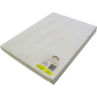 Rainbow Easel Paper 380 x 510mm 80GSM 500 Sheets White