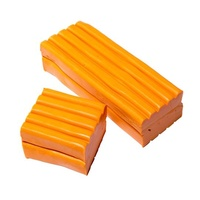 Modelling Clay Cello Wrapped Orange 500g