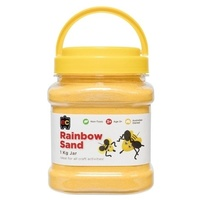 Rainbow Sand Yellow 1kg