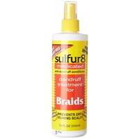 Sulfr 8 Medicated Dandruff Treatment for Braids 356mL (12oz)