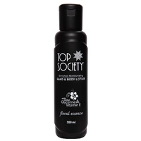 Top Society Hand & Body Lotion Floral Essence 350ml