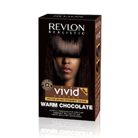 Revlon Realistic Vivid Hair Colour Warm Chocolate 110ml