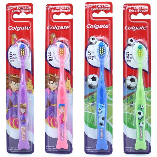 Colgate Extra Soft Toothbrush 5+ Years